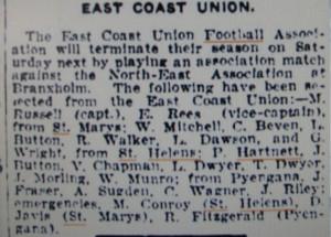 1931 St Helens 6 Oct 1931