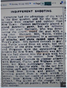1932 18th July Cananore
