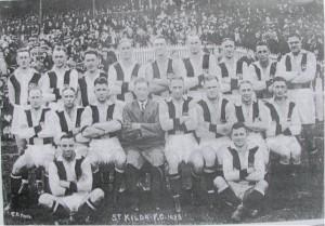 1935 St Kilda Team photo