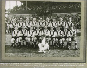St Kilda 1937 FC Team photo