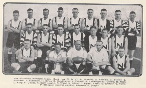 1932 North Team photo